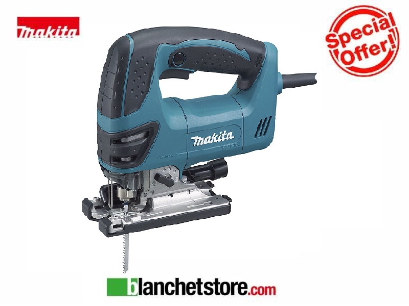 Seghetto alternativo Makita 4350 T 580 Watt 135 mm