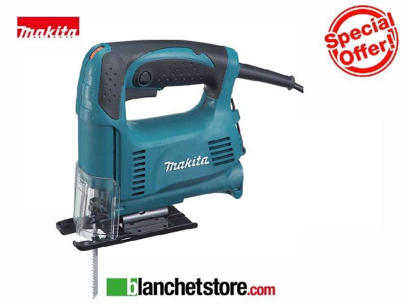 Seghetto alternativo Makita 4327 450 Watt 65 mm