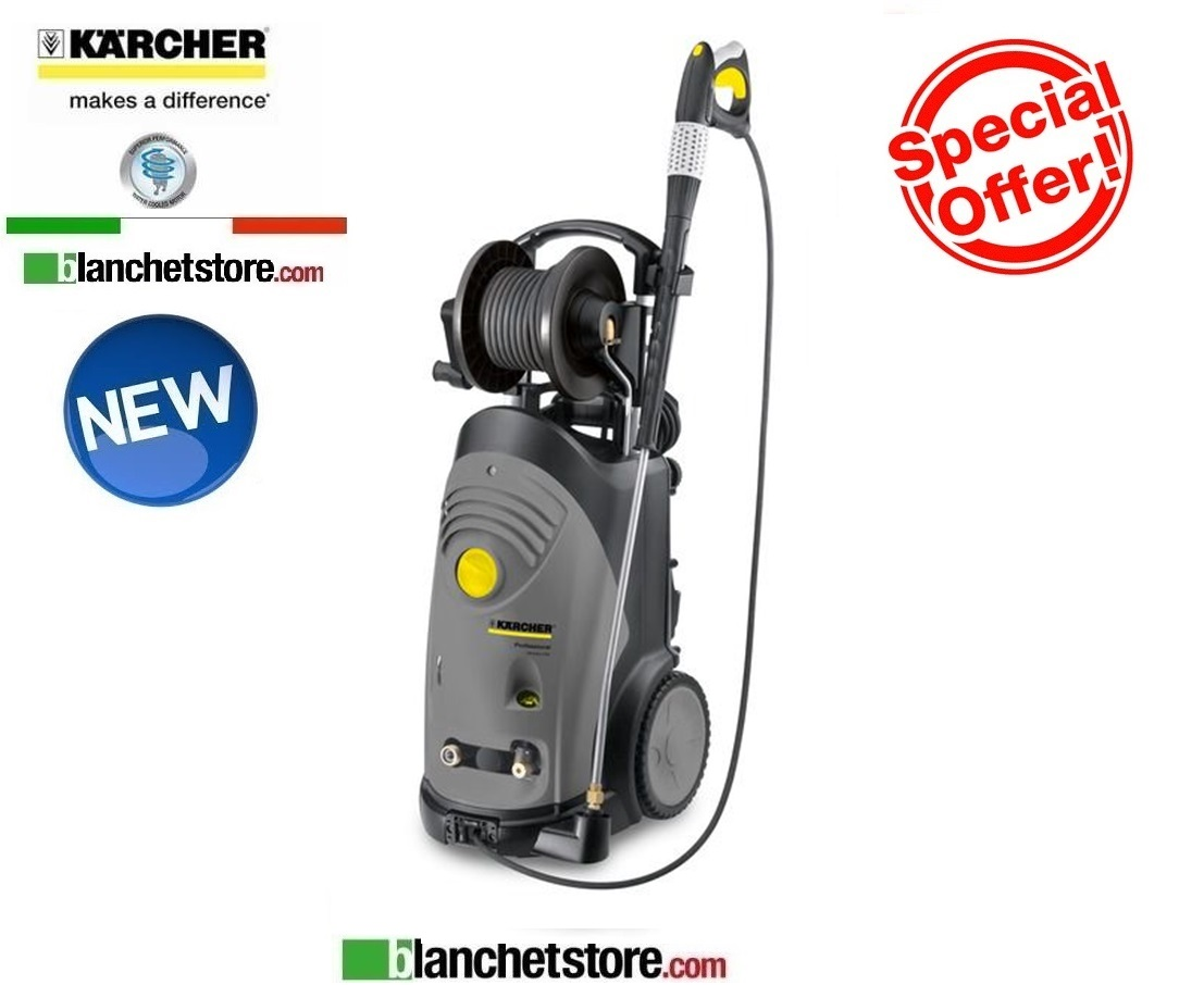 Idropulitrice Karcher HD 9/20-4 Mx PLUS Acqua Fredda 380Volt