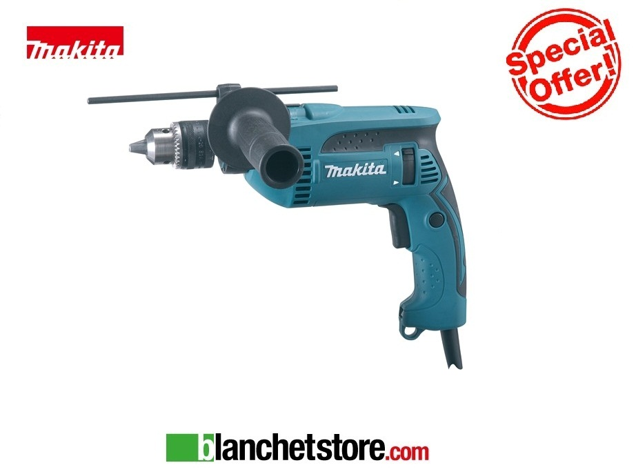 Trapano avvitatore Makita HP 1640 680 Watt d.13 mm reversibile