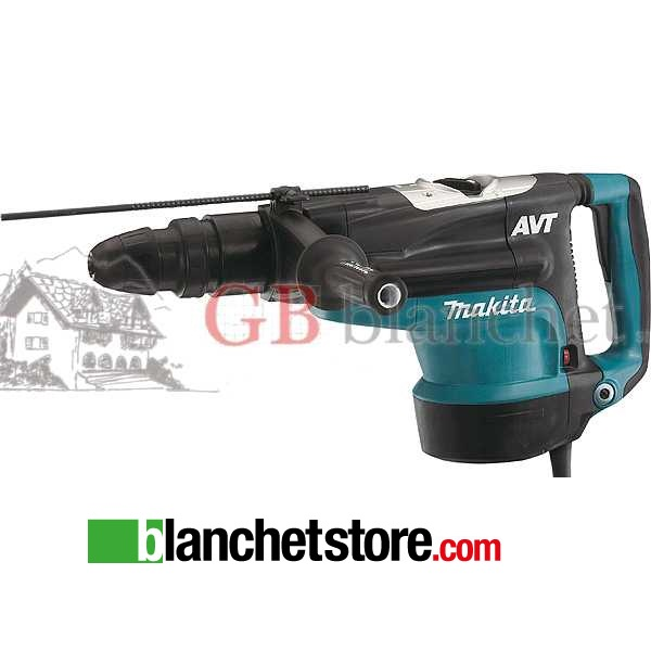 Martello demolitore Makita HR5211C 1500W Demolitore perforatore