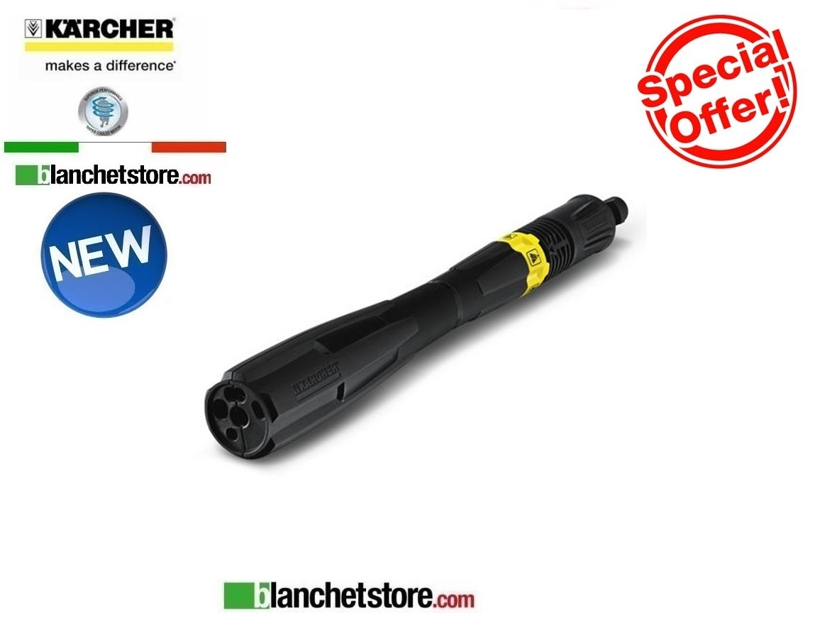 Lancia Multipower Karcher MP 145 Max 145 bar per k3 - k4 - k5