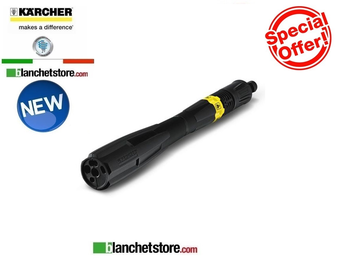 Lancia Multipower Karcher MP 160 Max 160 bar per k7