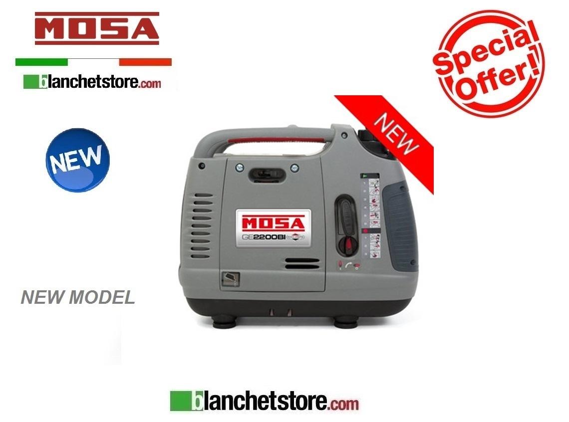 Generatori mosa inverter il miglior for Mosa ge 3000