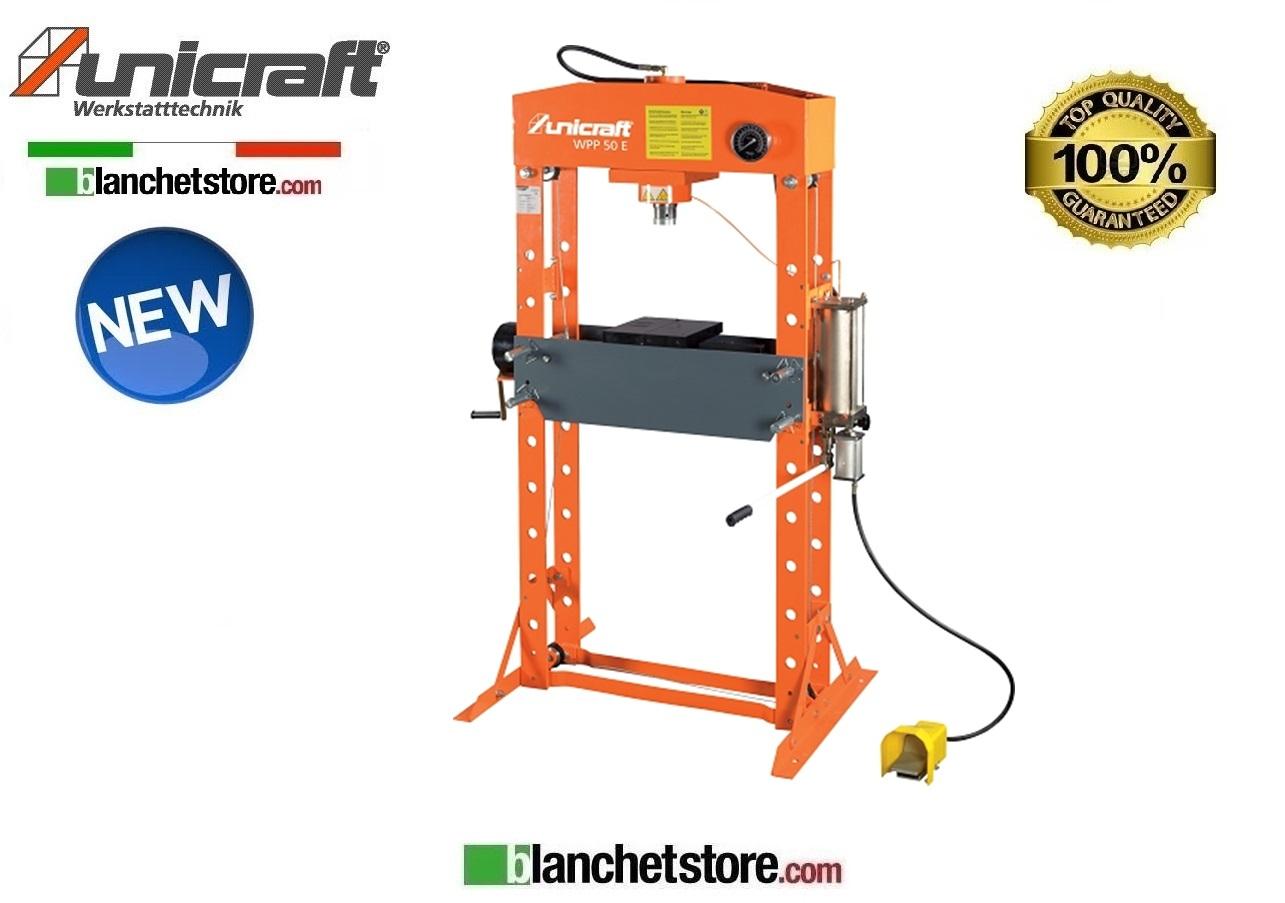 Pressa idraulica unicraft wpp50e forza for Pressa idraulica fai da te