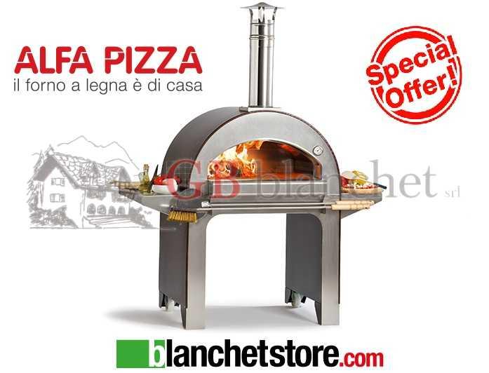 Forni a legna forninox esterno il - Forno per pizza da giardino ...