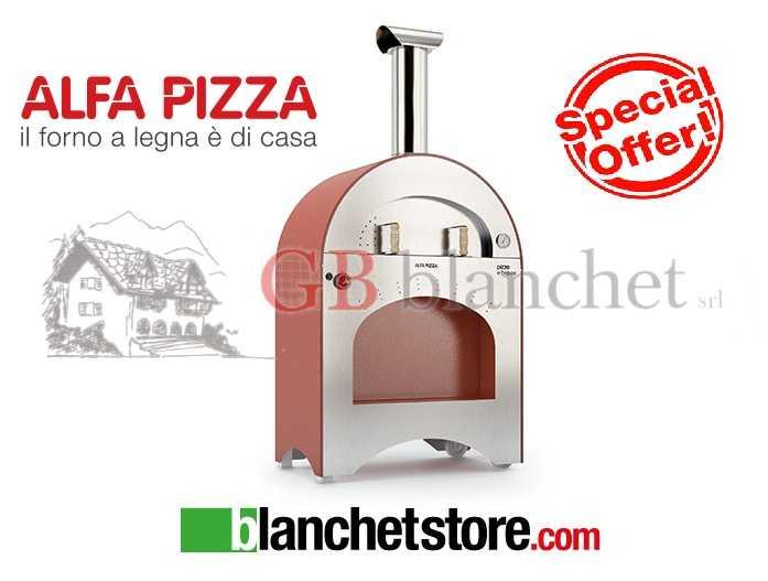 Forno a gas alfapizza mod pizza e brace gas acciaio inox 3 - Forno gas per pizza ...