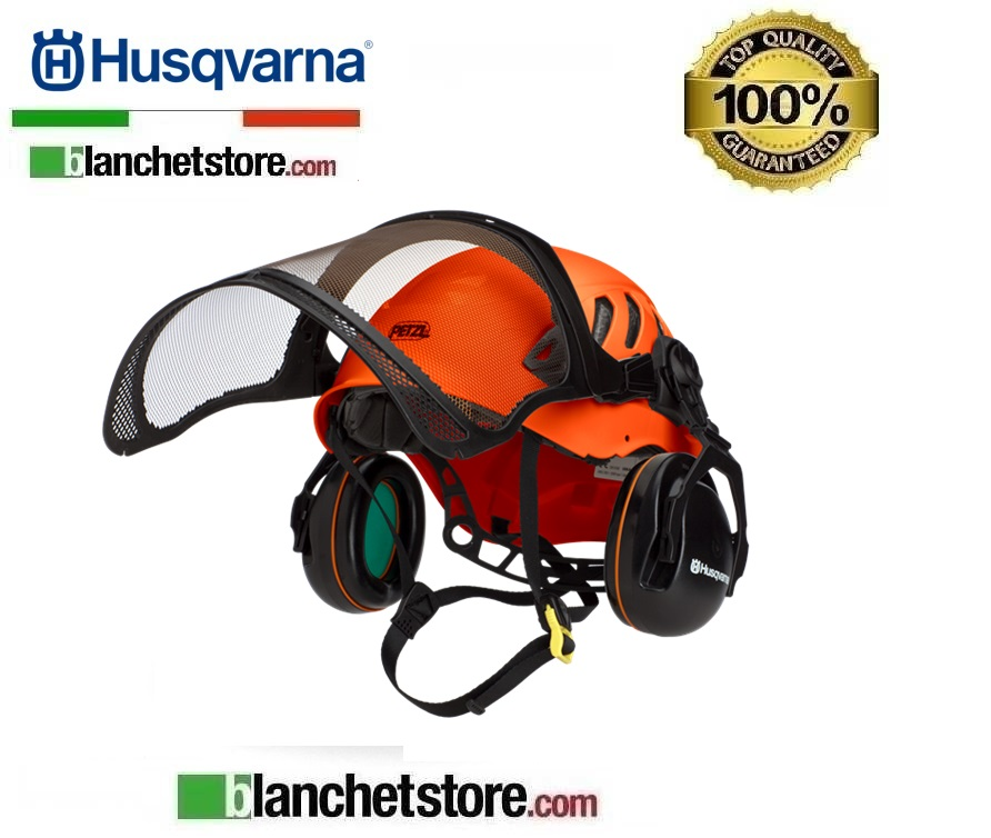 Elmetto forestale Husqvarna Arborist Technical