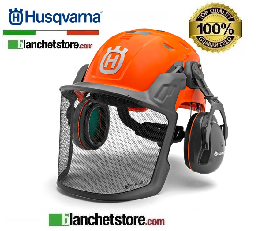 Elmetto forestale Husqvarna Technical