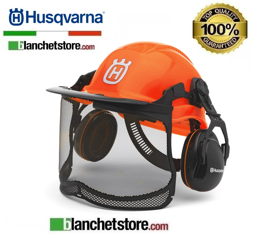 Elmetto forestale Husqvarna Functional