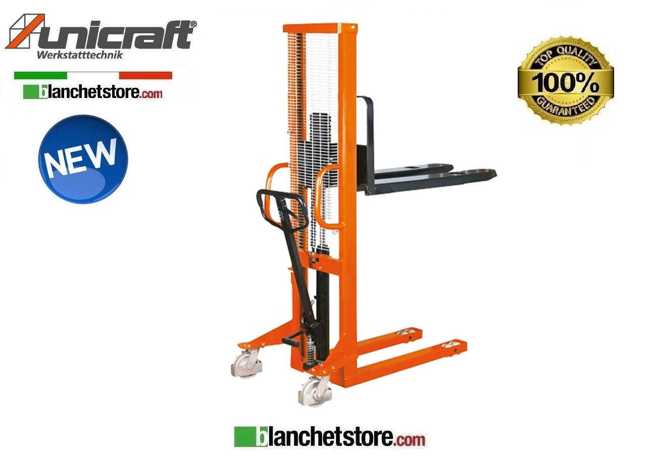 CARRELLI ELEVATORI UNICRAFT