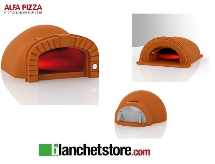 Forni a legna refrattario alfa il for Forno a legna per pizza fai da te