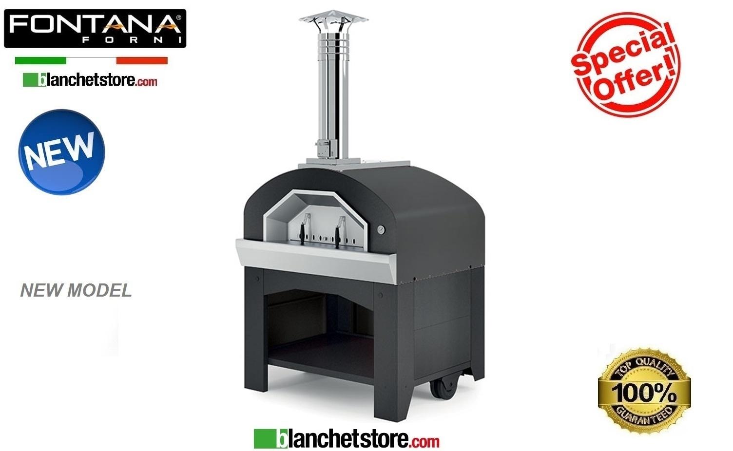 Forni per pizza Fontana Vulcano : BlanchetStore.com, Il miglior ...