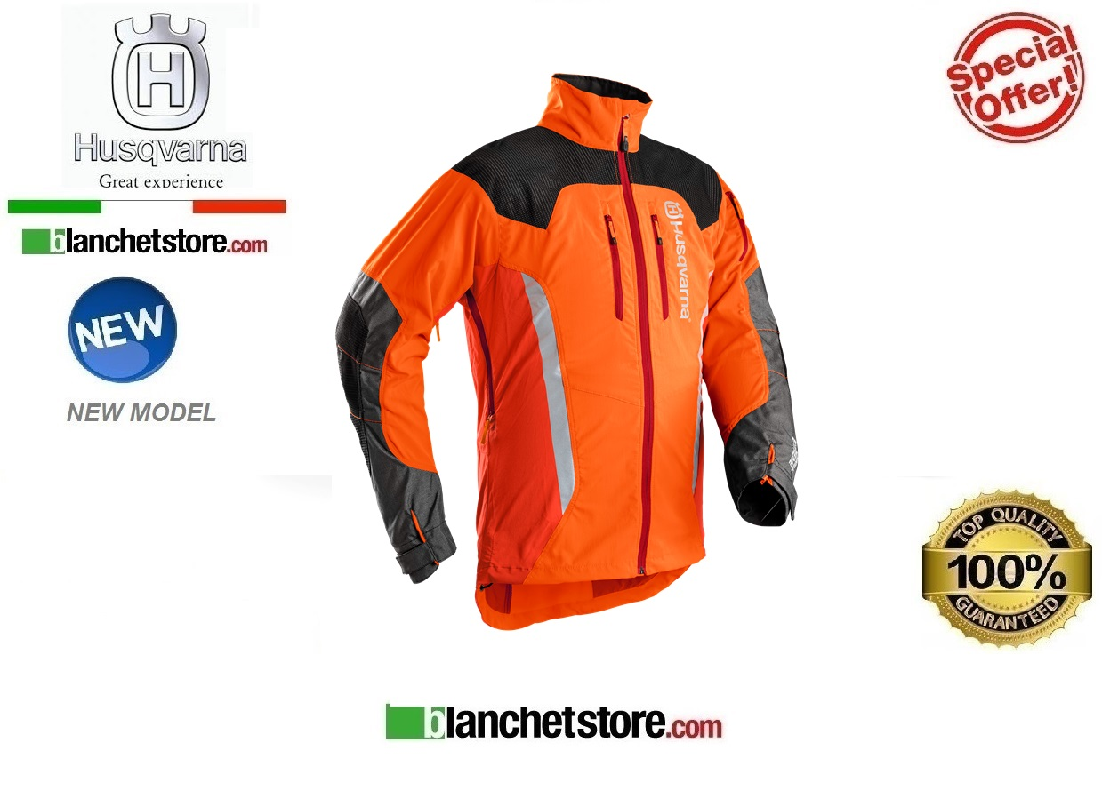Giacca Forestale Husqvarna Technical Extreme Tg S 46/48