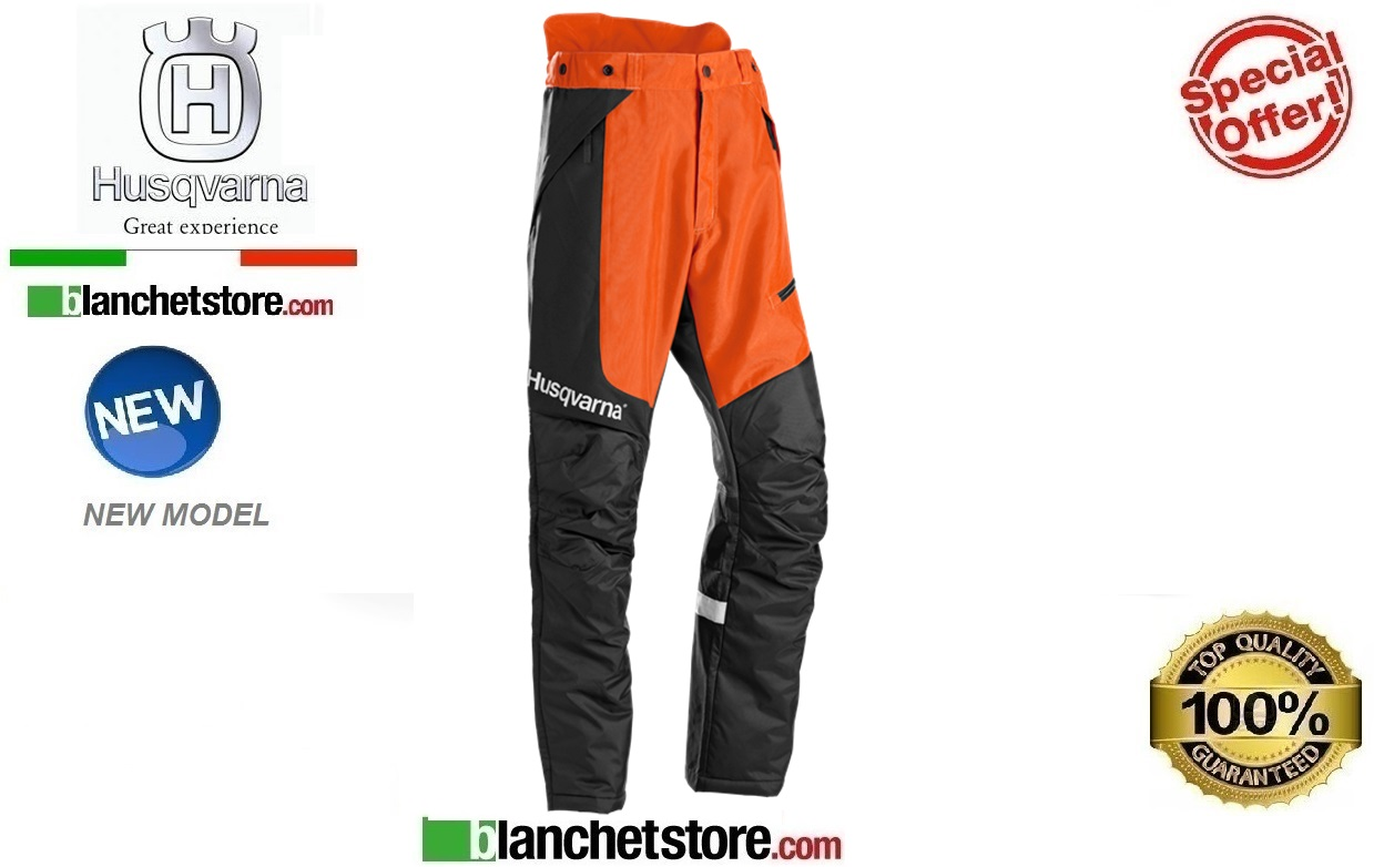 Trousers for brusch cutter Husqvarna Technical Tg 48