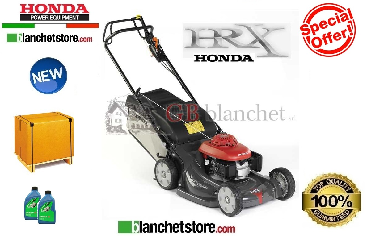 Tondeuse Honda HRX 537 HY EA New Model