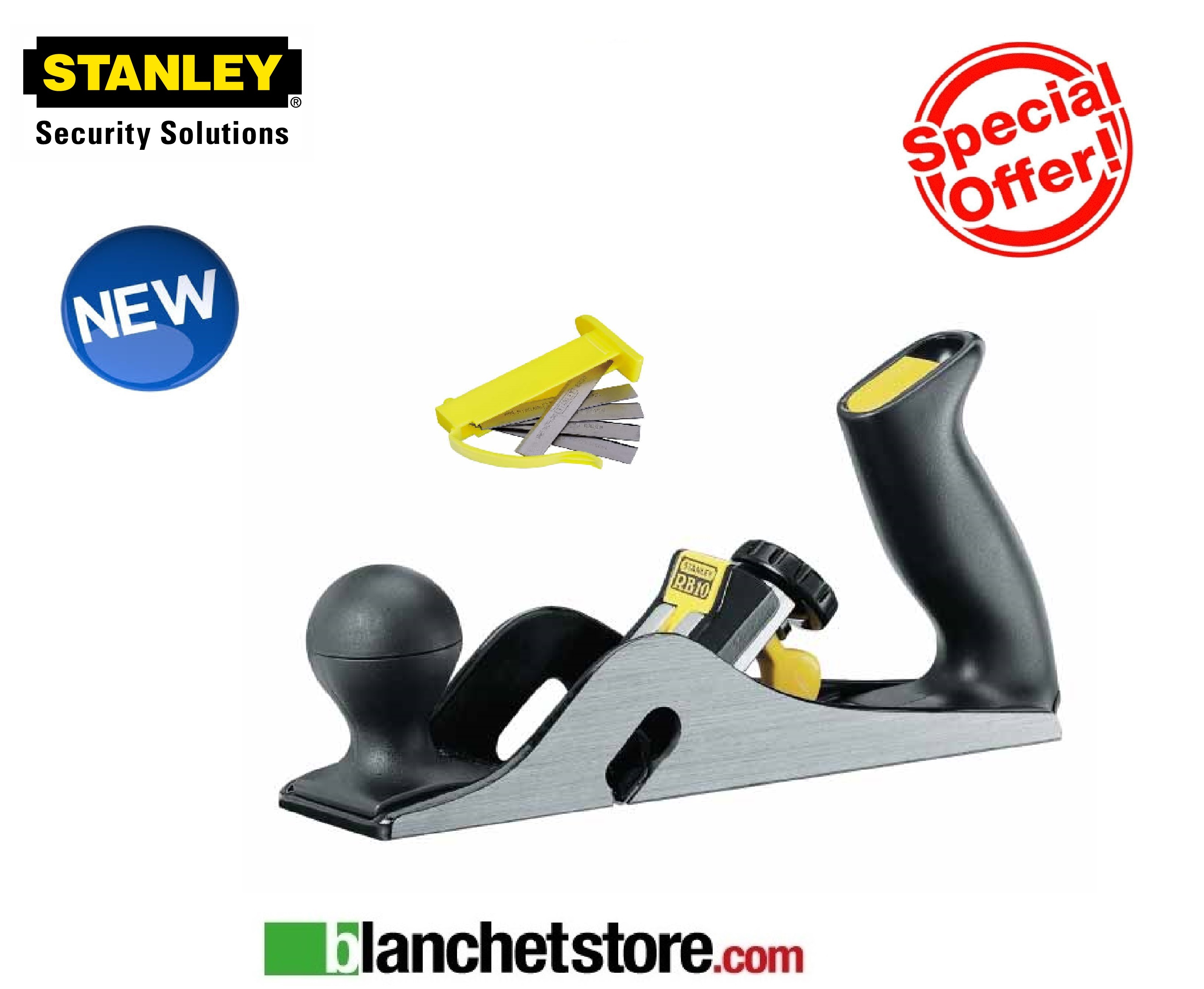 Pialla Stanley multiuso a lame intercambiabili 12-100 RB 10