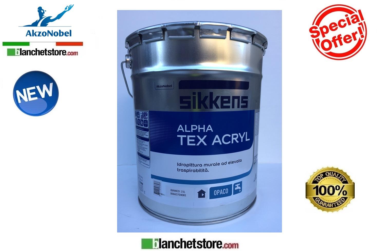 Migliore Pittura Murale Per Interni.Pittura Murale X Interni Alpha Tex Acril Lt 15 Bianco 80 00eur