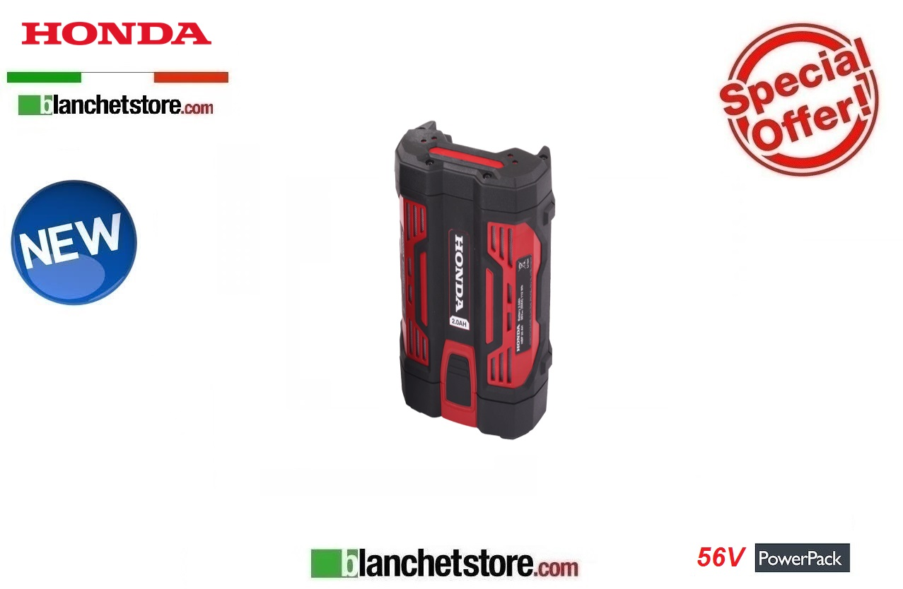 Batteria litio Honda HBP 20 AH 56Volt 2,0A Litio