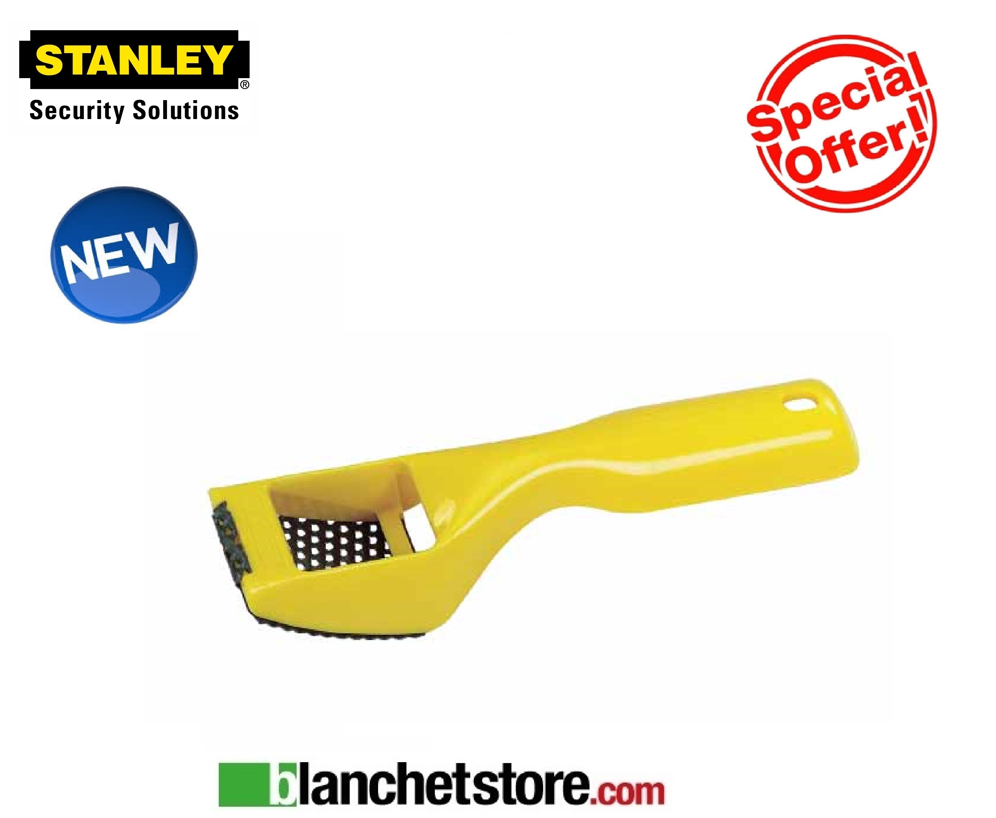 Pialla Stanley Surform raschietto Lunghezza totale 185 mm