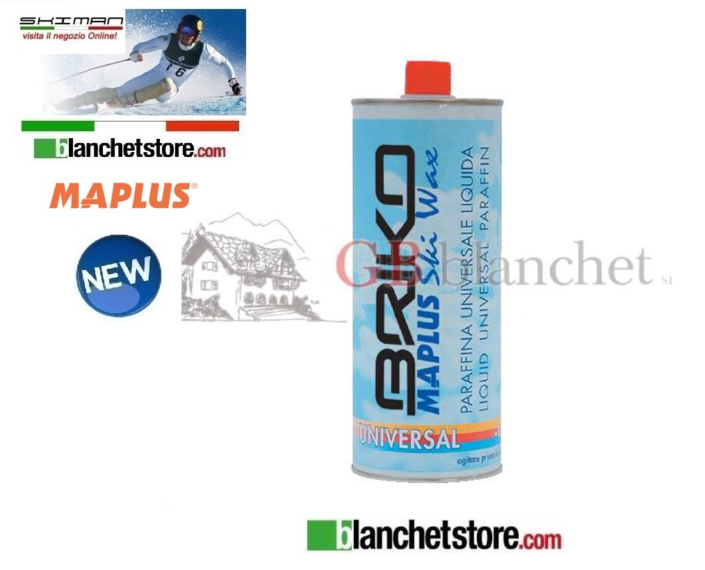 Wax MAPLUS UNIVERSAL LIQUID Lt 1